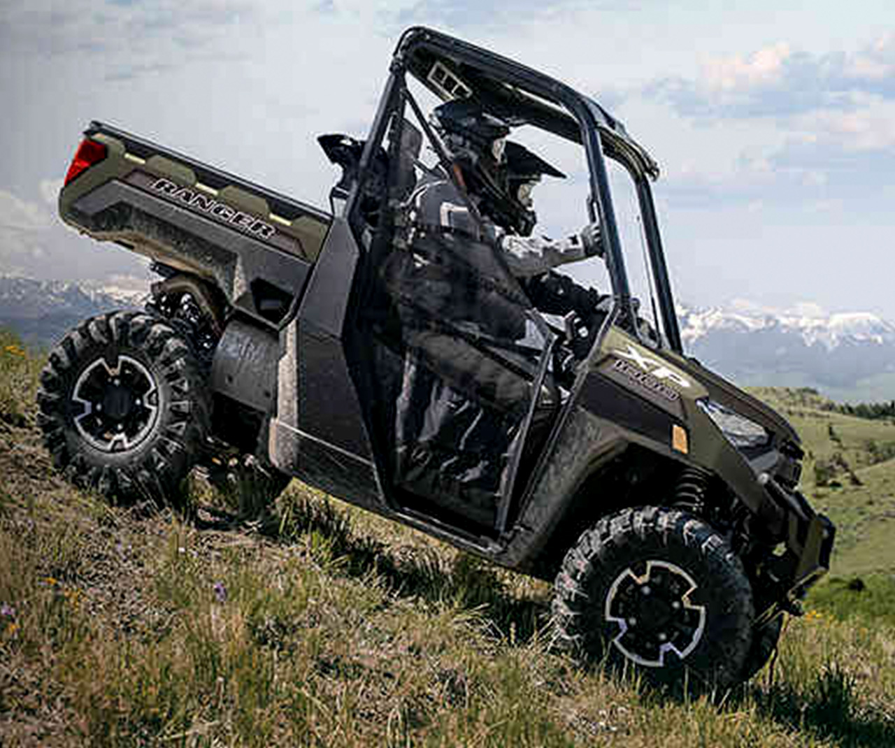 Polaris Back Country