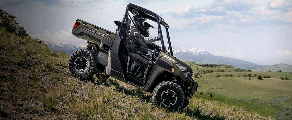 What Does the Polaris Back Country Package Include? | WI UTV Sales