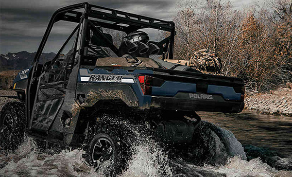 Polaris Back Country Package