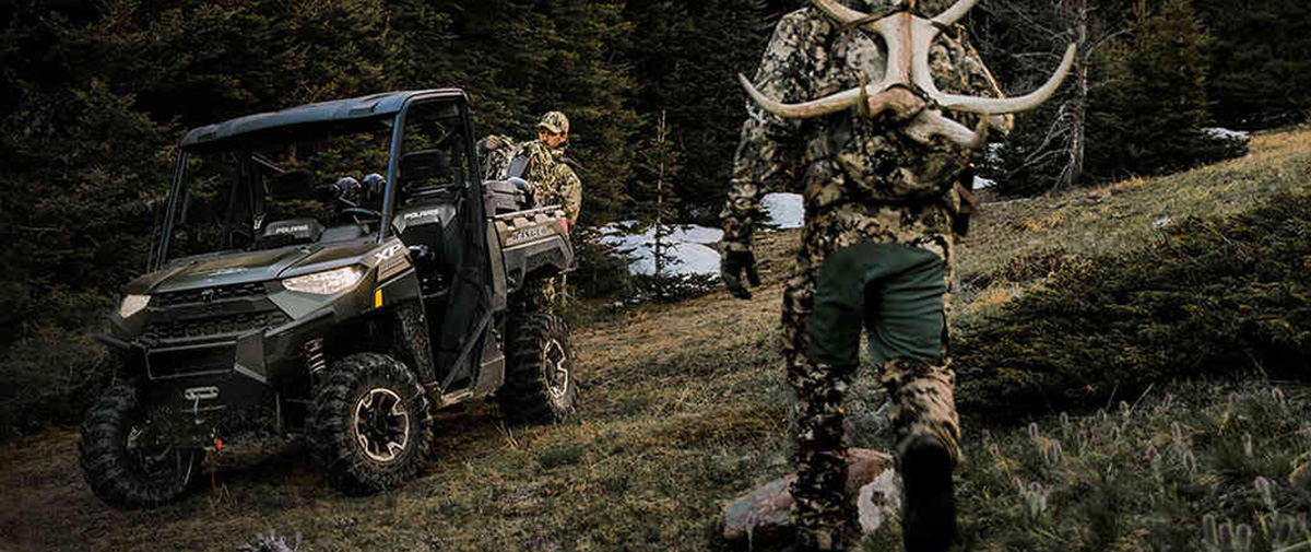 Polaris Back Country Package Footer