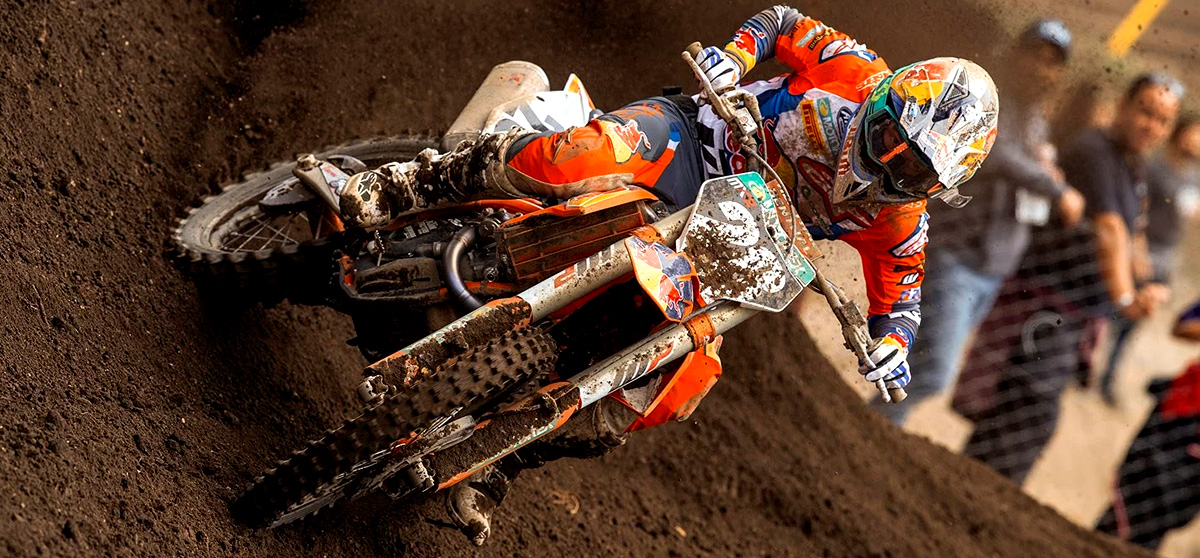 KTM Dirt Bike header